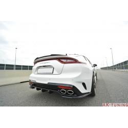 Bakre diffuser - KIA Stinger GT (2017-)