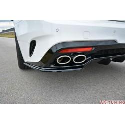 Bakre sidosplitters - KIA Stinger GT (2017-)
