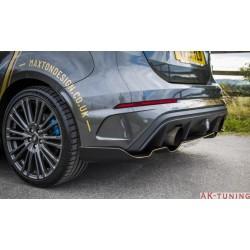 Bakre diffuser - Ford Focus MK3 RS