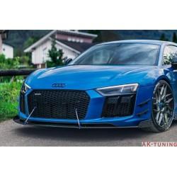 Frontläpp v1 - Audi R8 mk2 2015-