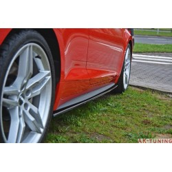 Sidokjol diffuser - Audi A5 B9 S-line