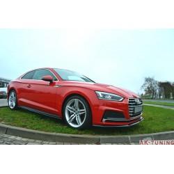 Frontläpp v.2 - Audi A5 B9 S-line