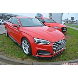 Frontläpp v.1 - Audi A5 B9 S-line
