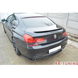 Diffuser splitter BMW 6 Gran Coupe MPACK