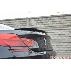 Vinge/läpp tillägg BMW 6 Gran Coupe MPACK