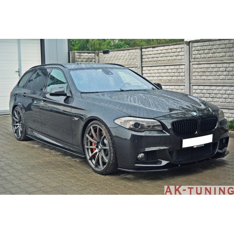 sidokjolar diffusers bmw 5 f10 f11 m pack ak tuning sverige ab. Black Bedroom Furniture Sets. Home Design Ideas
