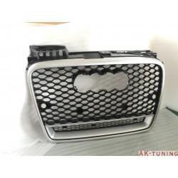 RS look honeycomb grill till Audi A4 B7