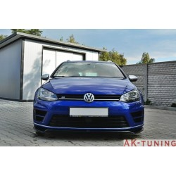 Frontläpp VW GOLF MK7 R v.3 carbon