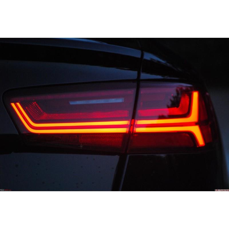 Audi ASRS Facelift Baklyktor Ej Dynamiska AKTUNING Sverige AB - Ej audi