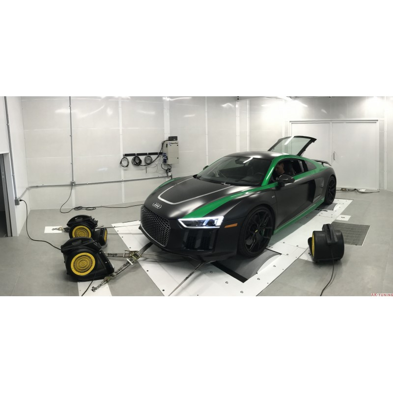 Turbo Kit Audi R8 V10: Audi R8 V10 MK2 (15-) VF Engineering VF800 Kompressor Sats