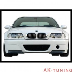 Frontstötfångare BMW E46 M3 CSL WITH Kolfiber TIPS
