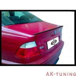 Kolfiber Bagageläpp BMW S3 E46 98-05, LOOK M3