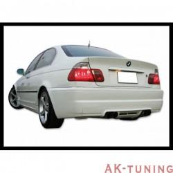 Bakre stötfångare BMW E46 98-04 2-Dörrars M3