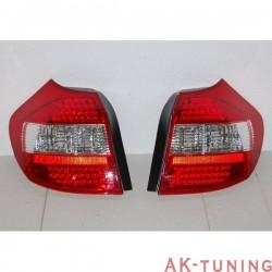 Bakre lyktor BMW E87 2004 SERIE 1 LED RED