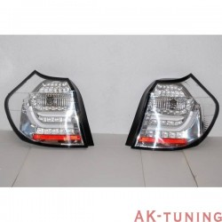 REAR LIGHTS BMW E87 / E81 07-11 FLASHING LED LIGHTBAR