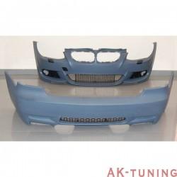 Kjolpaket BMW E92 / E93 10-12 LOOK M-TECH
