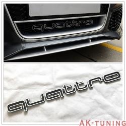 Quattro emblem till grill - Audi | AK-quattro-emblem