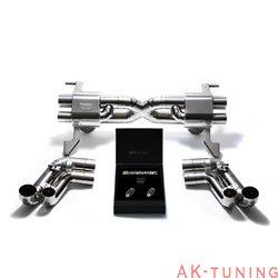 Audi R8 MKI 4.2 FSI Coupé/Spyder (2007-2012) - X rördämpare + Valvetronic ändrör sektion (höger+vänster) + Trådlös fjärrkontr...