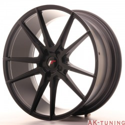 Japan Racing JR21 22x9,5 ET30-45 5H Blank Matt Bla | JR2122955X1574BF
