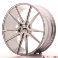 Japan Racing JR21 22x9,5 ET30-45 5H Blank Silver M | JR2122955X1574SM