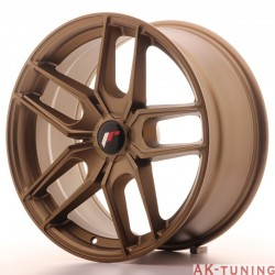 Japan Racing JR25 18x8,5 ET20-40 5H Blank Bronze