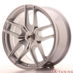 Japan Racing JR25 18x8,5 ET20-40 5H Blank Silver