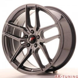 Japan Racing JR25 19x8,5 ET40 5x112 Hiper Black | JR2519855L4066HB