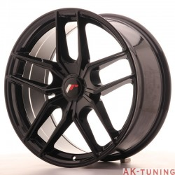 Japan Racing JR25 19x8,5 ET20-40 5H Blank GlossyBl | JR2519855X2074GB