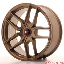 Japan Racing JR25 19x8,5 ET40 5H Blank Bronze | JR2519855X4074BZ