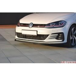 Frontläpp v2 VW GOLF VII GTI FACELIFT