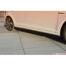 Sidokjol splitters VW GOLF VII GTI FACELIFT