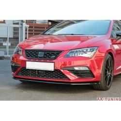 Frontläpp v1 Seat Leon Mk3 Cupra Facelift