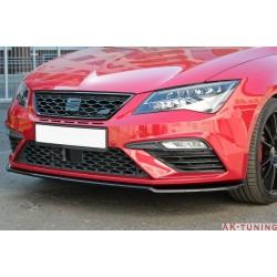 Frontläpp v2 Seat Leon Mk3 Cupra Facelift