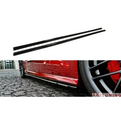 Sidokjolar diffusers Audi S3 8V Sportback / AUDI A3 8V SLINE