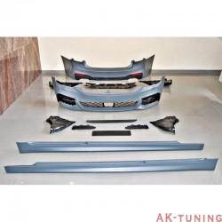 Kjolpaket BMW 5-Serien G30 Look M-tech | AK-TCB102810291030