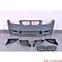 Frontstötfångare BMW E82 / E88 / E87 / E81 - 3 eller 5-Dörrars Look M1