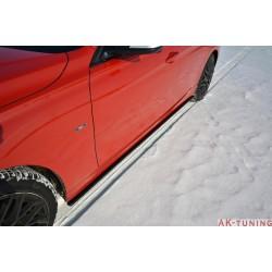 Sidokjol splitter - BMW 3-Serien F30