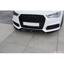 Frontläpp v.1 - Audi A6 C7.5 Facelift | AK-AU-A6-C7F-SLINE-FD1