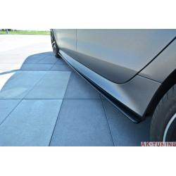 Sidokjol splitters - Audi RS7