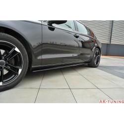 Sidokjol splitter - Audi A6 C7