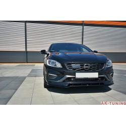 Frontläpp v.1 - Volvo V60 Polestar Facelift (2014-2018) | AK-VO-V60-1F-PS-FD1