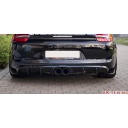 Bakre diffuser - Porsche Cayman 981C | AK-PO-CA-981-RS1