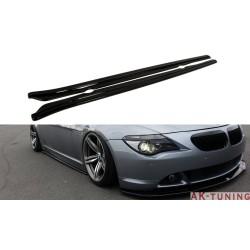 Sidokjolar diffusers BMW 6 E63 / E64 (PREFACE MODEL) | AK-BM-6-63-SD1