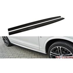 Sidokjolar diffusers BMW X4 M-PACK