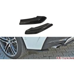 Bakre sido splitters BMW X4 M-PACK