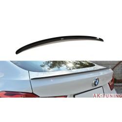 Vinge/läpp tillägg BMW X4 M-PACK