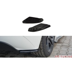 Bakre sido splitters BMW Z4 E85 / E86 (PREFACE) | AK-BM-Z4-85-RSD1