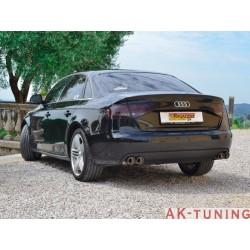 Audi A4 (B8) - 1.8TFSI (120hk) 2008 - - Rostfritt mitten dämpare