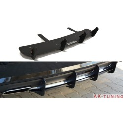 Bakre diffuser splitter - MERCEDES CLS C218 | AK-ME-CLS-218-CNC-RS1