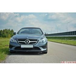Frontläpp v.1 - Mercedes E-class (W212) Coupé/Cabrio | AK-ME-E-212F-C-FD1